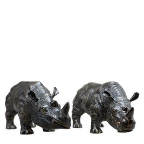 Rhino-Statue-Set-Of-2-|-Eichholtz-Rhinoceros_Eichholtz-By-Oroa_Treniq_0