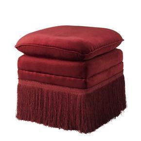 Red-Fabric-Stool-|-Eichholtz-Rochas_Eichholtz-By-Oroa_Treniq_0