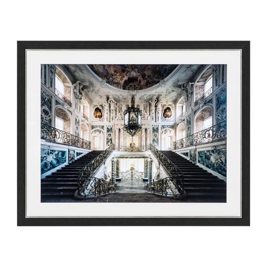 Eichholtz baroque grand staircase print eichholtz by oroa treniq 1 1506926237349