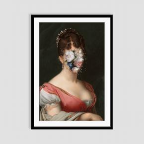 Horticultural-Hortense-Framed-Print_Prince-&-Rebel_Treniq_0