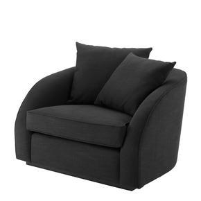 Black-Lounge-Chair-|-Eichholtz-Les-Palmiers_Eichholtz-By-Oroa_Treniq_0