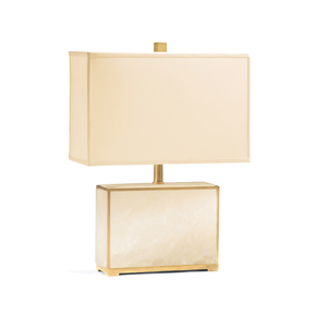 Alabaster Table Lamp - Decorative Crafts - Treniq