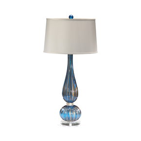 Classic Venetian Glass Table Lamp - Decorative Crafts - Treniq
