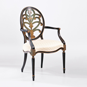 Classic Wood Chair - Decorative Crafts - Treniq