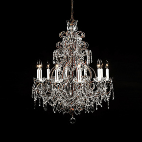 Crystal Chandelier - Decorative Crafts - Treniq