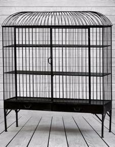 Antiqued-Iron-Wide-Birdcage-Style-Shelving-Cabinet._Elderflower-Lane_Treniq_0
