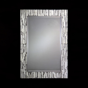 Venetian Chipped Mirror - Decorative Crafts - Treniq