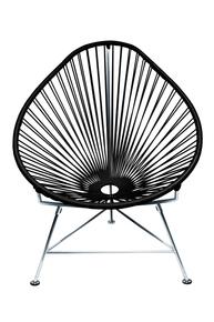 Acapulco Chair On Chrome Frame