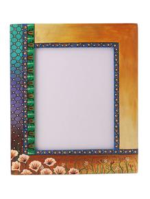 Hand-Painted-Mughal-Dusk-Photoframe_Auraz-Design_Treniq_1