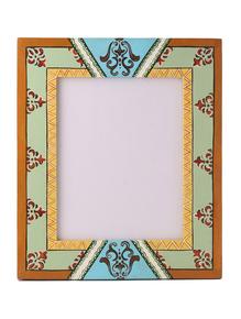 Hand-Painted-Vintage-Mughal-Photoframe_Auraz-Design_Treniq_1