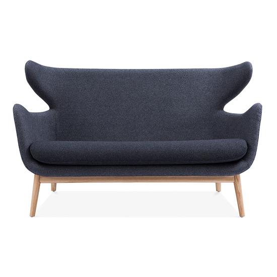 Cult design duchess winged 2 seater loveseat sofa cult furniture treniq 15 1509971855125