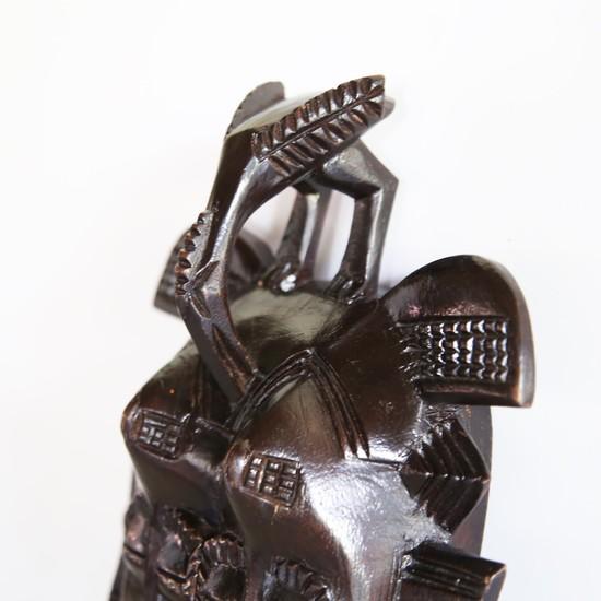 Senoufu twin kpelie mask avana africa treniq 1 1510425811885