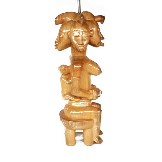 4 faced senoufu fertility statue avana africa treniq 1 1510428855283