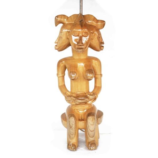 4 faced senoufu fertility statue avana africa treniq 1 1510428855317