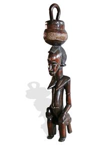 Baule-Statuette-Peau_Avana-Africa_Treniq_0