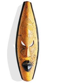 Ghanian-Yellow-Elephant-Mask_Avana-Africa_Treniq_0