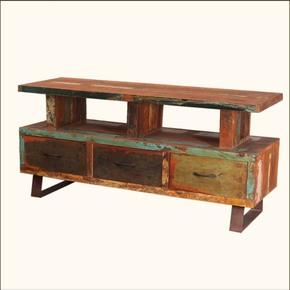 Indian-Reclaimed-Wood-Tv-Unit_Shakunt-Impex-Pvt.-Ltd._Treniq_0