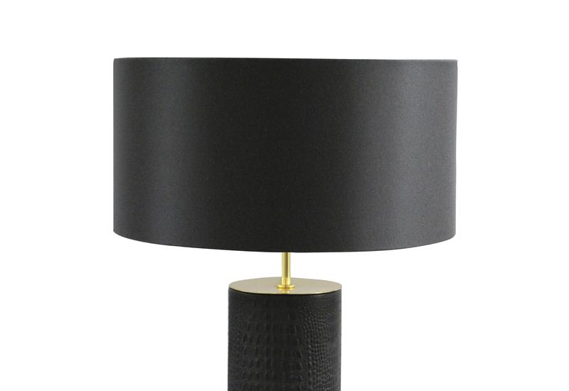Reptilian table lamp koket treniq 2