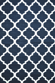 Padma-Navy-And-White_Ziva-Home_Treniq_0