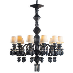 Belle-De-Nuit-12-Lights-Absolute-Black_Lladro_Treniq_0