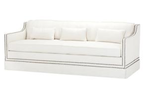 White Sofa   Eichholtz Frazer