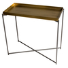 Iris small console table tray top brass and gun metal frame gillmorespace limited treniq 1 1513169288754