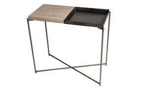 Iris-Small-Console-Table-Weathered-Oak-Top-&-Gunmetal-Tray-And-Frame_Gillmore-Space-Limited_Treniq_0