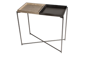 Iris-Small-Console-Table-Tray-Of-Weathered-Oak-&-Gunmetal-With-Frame_Gillmore-Space-Limited_Treniq_0