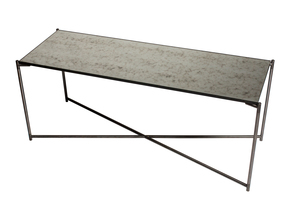 Iris-Large-Low-Console-Table-Antiqued-Glass-With-Gun-Metal-Frame_Gillmore-Space-Limited_Treniq_0