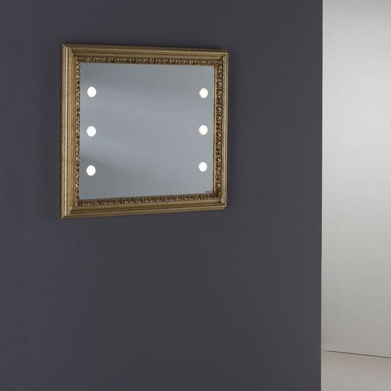 Lighted mirror mf110 p vintage gold* chiara ferrari treniq 1 1513267987719