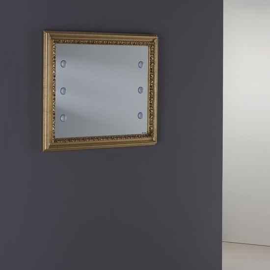 Lighted mirror mf110 p vintage gold* chiara ferrari treniq 1 1513267987720