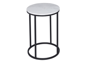 Kensal-Marble-With-Black-Base-Circular-Side-Table_Gillmore-Space-Limited_Treniq_0