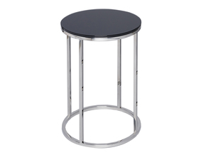 Kensal-Black-With-Polished-Base-Circular-Side-Table_Gillmore-Space-Limited_Treniq_0