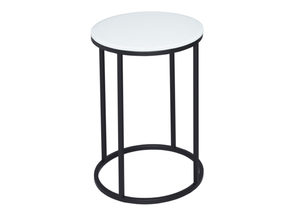 Kensal-White-With-Black-Base-Circular-Side-Table_Gillmore-Space-Limited_Treniq_0