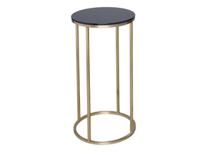 Kensal-Black-With-Brass-Base-Circular-Lamp-Stand_Gillmore-Space-Limited_Treniq_0