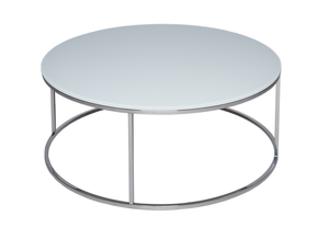Kensal-White-With-Polished-Steel-Base-Circular-Coffee-Table_Gillmore-Space-Limited_Treniq_0