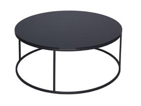 Kensal-Black-With-Black-Base-Circular-Coffee-Table_Gillmore-Space-Limited_Treniq_0