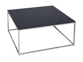 Kensal-Black-With-Polished-Steel-Base-Square-Coffee-Table_Gillmore-Space-Limited_Treniq_0