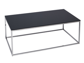 Kensal-Black-With-Polished-Steel-Base-Rectangular-Coffee-Table_Gillmore-Space-Limited_Treniq_0