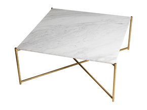 Iris-Square-Coffee-Table-White-Marble-With-Brass-Frame_Gillmore-Space-Limited_Treniq_0