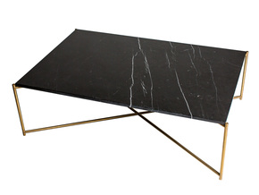 Iris-Rectangle-Coffee-Table-Black-Marble-With-Brass-Frame_Gillmore-Space-Limited_Treniq_0
