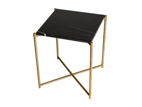 Iris-Square-Side-Table-Black-Marble-With-Brass-Frame_Gillmore-Space-Limited_Treniq_0