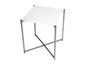 Iris-Square-Side-Table-White-Marble-With-Gun-Metal-Frame_Gillmore-Space-Limited_Treniq_0