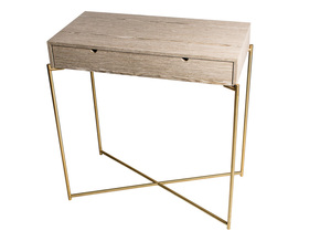 Iris-Small-Console-Table-With-Drawer-Top-In-Weathered-Oak-With-Brass-Frame_Gillmore-Space-Limited_Treniq_0