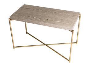 Iris-Rectangle-Side-Table-Weathered-Oak-With-Brass-Frame_Gillmore-Space-Limited_Treniq_0