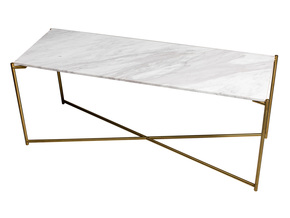 Iris-Large-Low-Console-Table-White-Marble-With-Brass-Frame_Gillmore-Space-Limited_Treniq_0