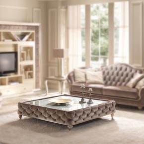 Eden Coffee Table - Gold Confort - Treniq