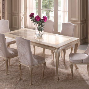 Eden Dining Table - Gold Confort - Treniq