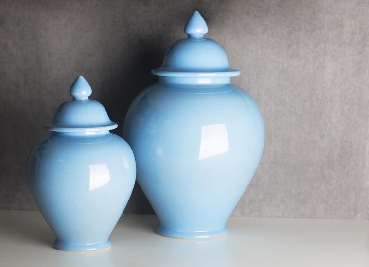 Azzurro temple jar small decorus boutique treniq 1 1513771530428