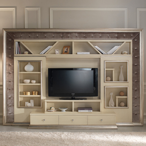 Eden TV Unit - Gold Confort - Treniq